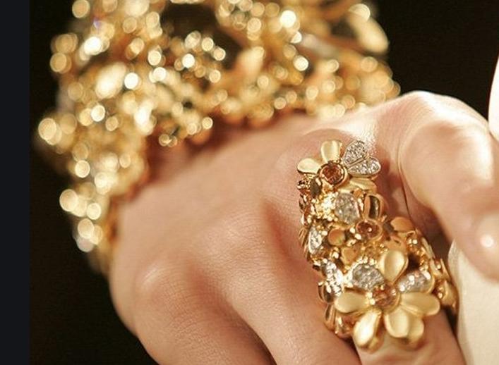 Золото в Самаре.